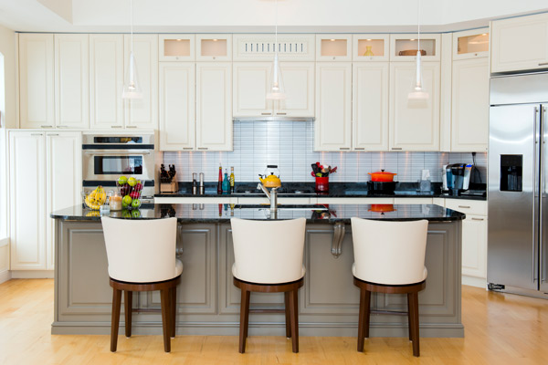 03.07.2017 Four Reasons to Consider Custom Kitchen Cabinets