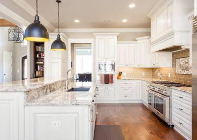 glazed kitchen 2